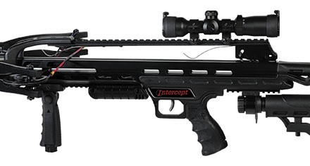 Regardless of whether you are a fan of black (tactical) weapons, you have to admit they have