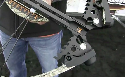 Mission Archery launched the newest member of its crossbow family at the Mathews retailer show in
