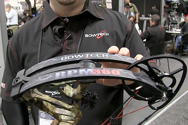 Introducing the BowTech RPM 360