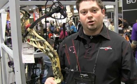 BowTech was on hand at the 2014 ATA Show in Nashville, Tenn., for the release of its newest