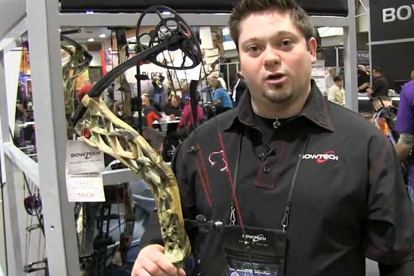 Introducing the BowTech Carbon OverDrive