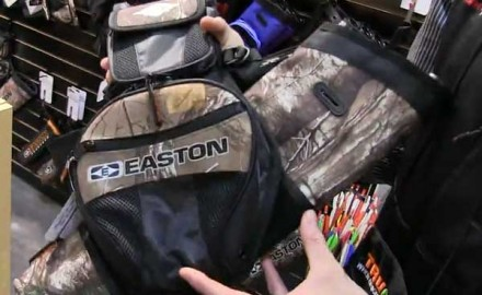 Easton Archery was on hand at the 2014 ATA Show in Nashville Dells, Tenn., for the release its