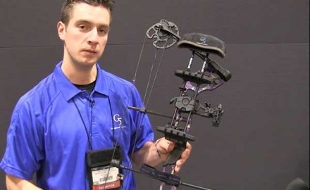 G5 Outdoors was on hand at the 2014 ATA Show in Nashville, Tenn., for the release of its newest