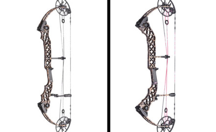 Mathews recently added two new bows to its Monster Chill Series for the 2014 season, the Monster