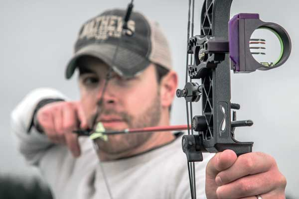 bowhunting fitness for spring
