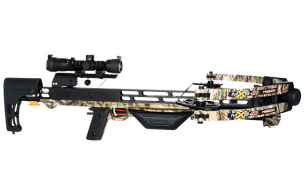 Mission continues its aggressive move into the crossbow market with the introduction of the