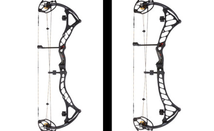 The Bowtech Prodigy (left) and Boss (right).  Some bowhunters seek maximum speed and power. Others