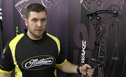 At the 2014 Mathews Retailer Show in Wisconsin Dells, Wisc., Mathews released its newest