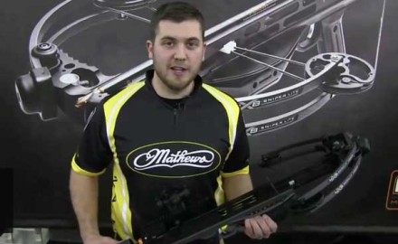 Mission Archery was on hand at the 2014 Mathews Retailer Show in Wisconsin Dells, Wisc., for