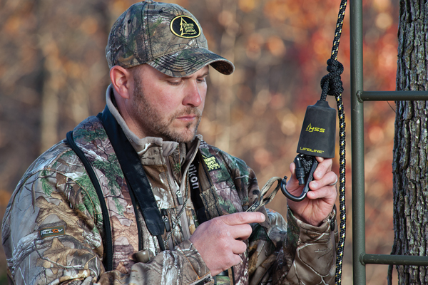 New Treestands, Blinds and Safety Accessories for 2015