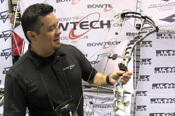 Introducing the New Bowtech Prodigy Compound Bow
