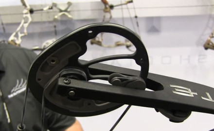 Elite Archery was at the 2015 ATA Show in Indianapolis to introduce its newest compound bow,