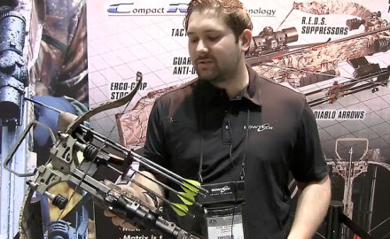 Excalibur Crossbows was at the 2015 ATA Show in Indianapolis for the release of its newest