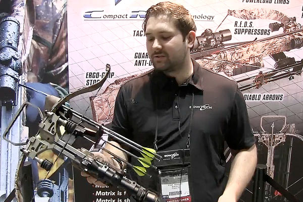 Introducing the Excalibur Micro 335 Crossbow
