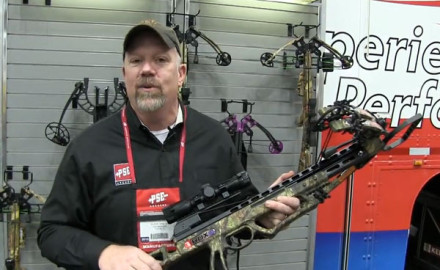 At the 2015 ATA Show in Indianapolis, Ind., PSE released its highly anticipated new crossbow,