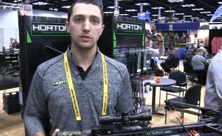 TenPoint was at the 2015 ATA Show in Indianapolis, Ind., to introduce its newest crossbow, the
