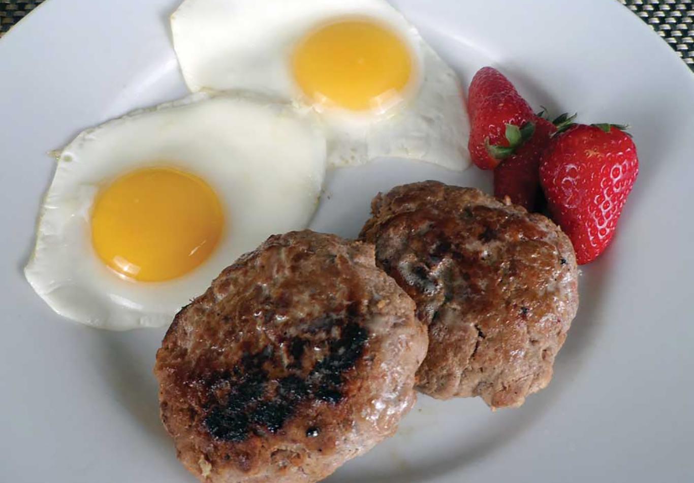 Wild Hog Apple Breakfast Sausage Recipe