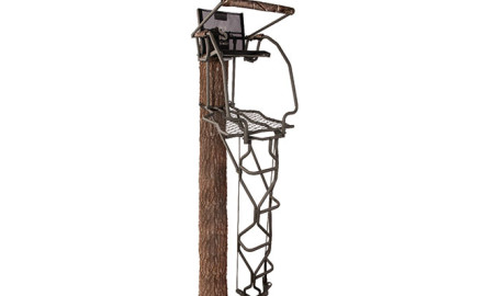 Whether you're a fan of ladder stands, ground blinds, hang-ons or climbers, here's an ensemble
