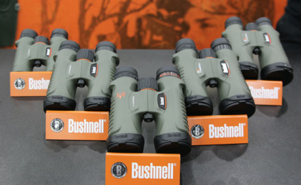 The Bushnell Trophy Series was born, and this year reborn with a new housing that's even more