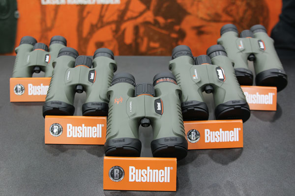 Introducing the 2016 Bushnell Trophy Series Binoculars