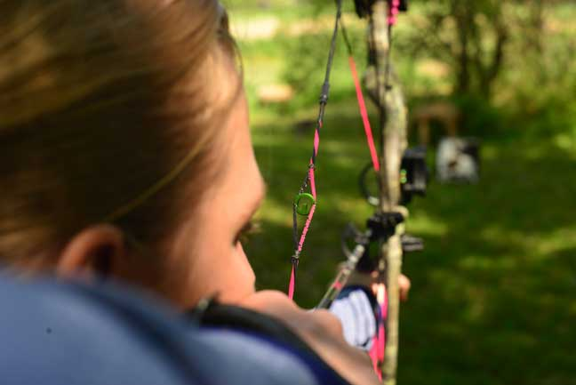 This New Peep Sight Design Makes Aiming Easy