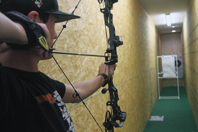 paper tuning a compound bow Compound bow set-up & tuning procedure to begin paper tuning your bow you must set up a frame covered with paper newsprint or other large-sized paper.
