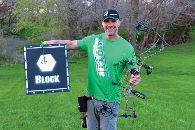 Try These Backyard Drills for Bowhunting Success