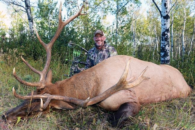 bowhunting-elk