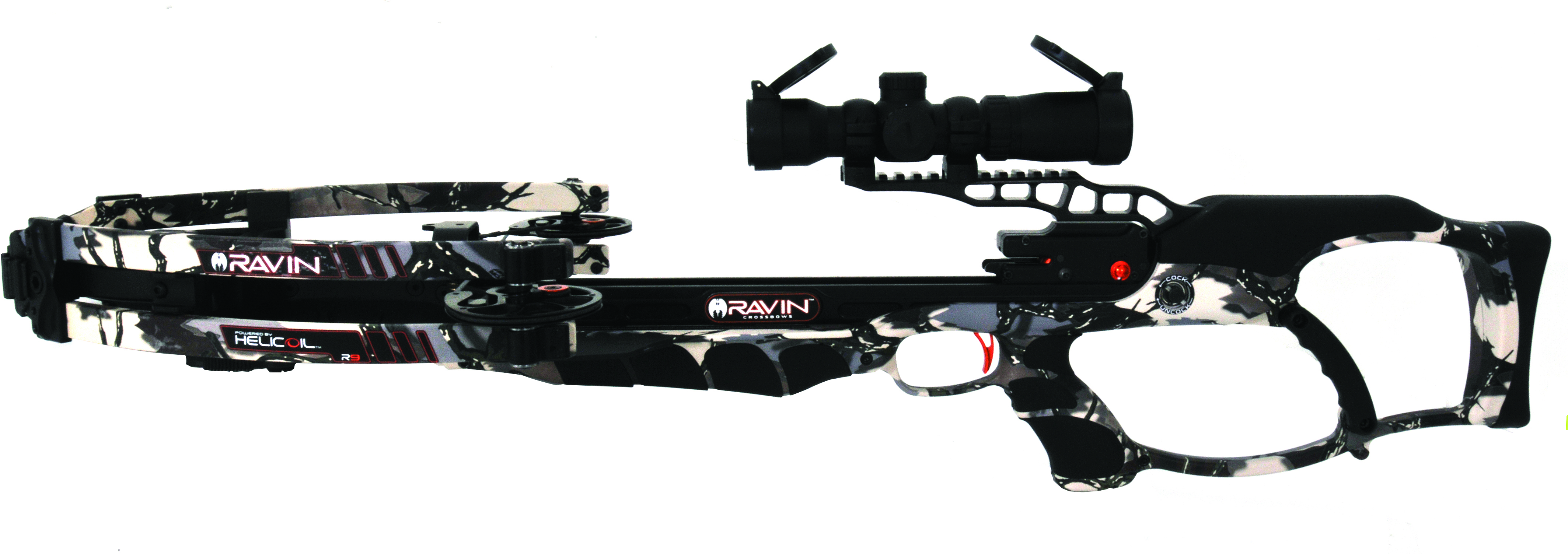 Crossbow Review: Ravin R9