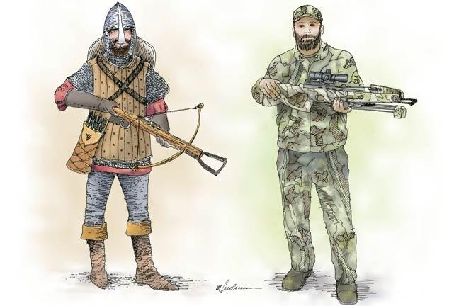 Crossbow History