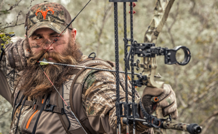 Former Steelers DE Brett Keisel shares why bowhunting has become his passion.