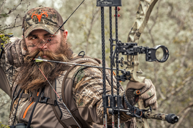 Brett Keisel: From the Gridiron to the Treestand