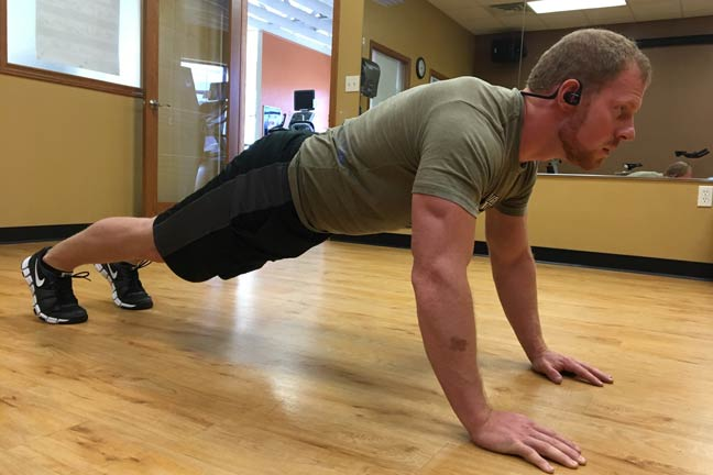 Bowhunting-Fitness