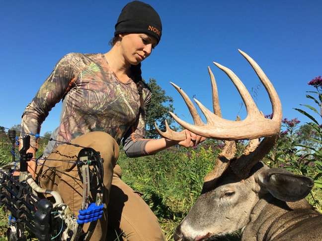 New Wild Game Recipes From Sarah Bowmar