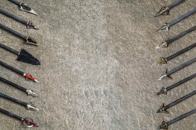 2017-Mounted-Blade-Broadhead-Test-Lead