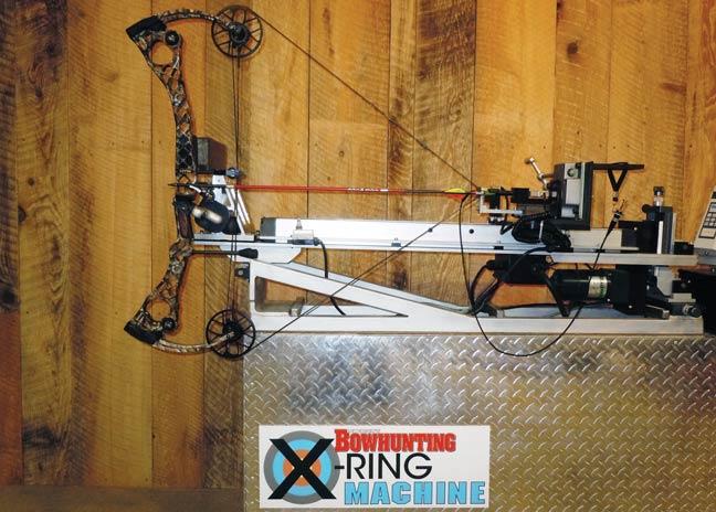 Bowhunting-X-Ring-Machine