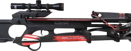 CAMX is led by hunters who design and build crossbows that are laser-focused on the shooting