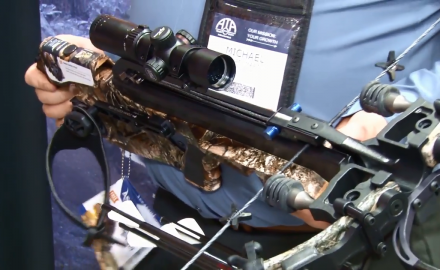 Michael Martin from Bowtech shares an incredible new crossbow – the Excalibur Assassin.