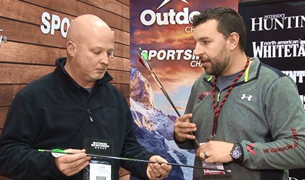 Jason Bentcik shows us three of Victory Archery's latest arrows, the RIP TKO, XTORSION and Carbon