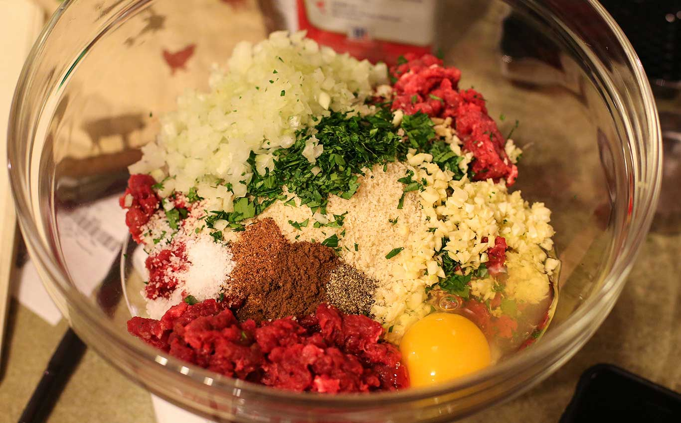 Venison Swedish Meatballs Recipe