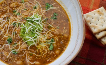 Wild Turkey Tomatillo Chili Recipe