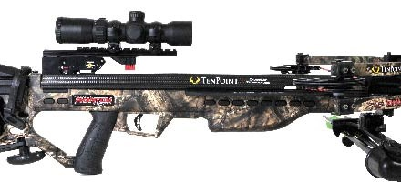 When you purchase a TenPoint Crossbow, there is much more behind the bow than a quiver and some