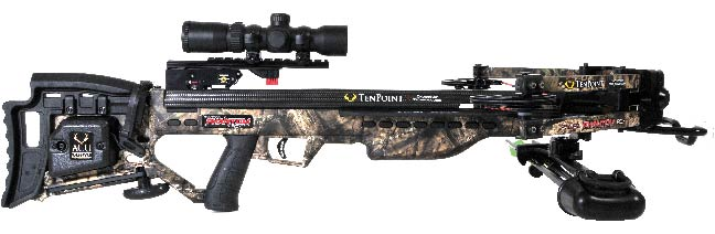 Crossbow Review: TenPoint Carbon Phantom RCX