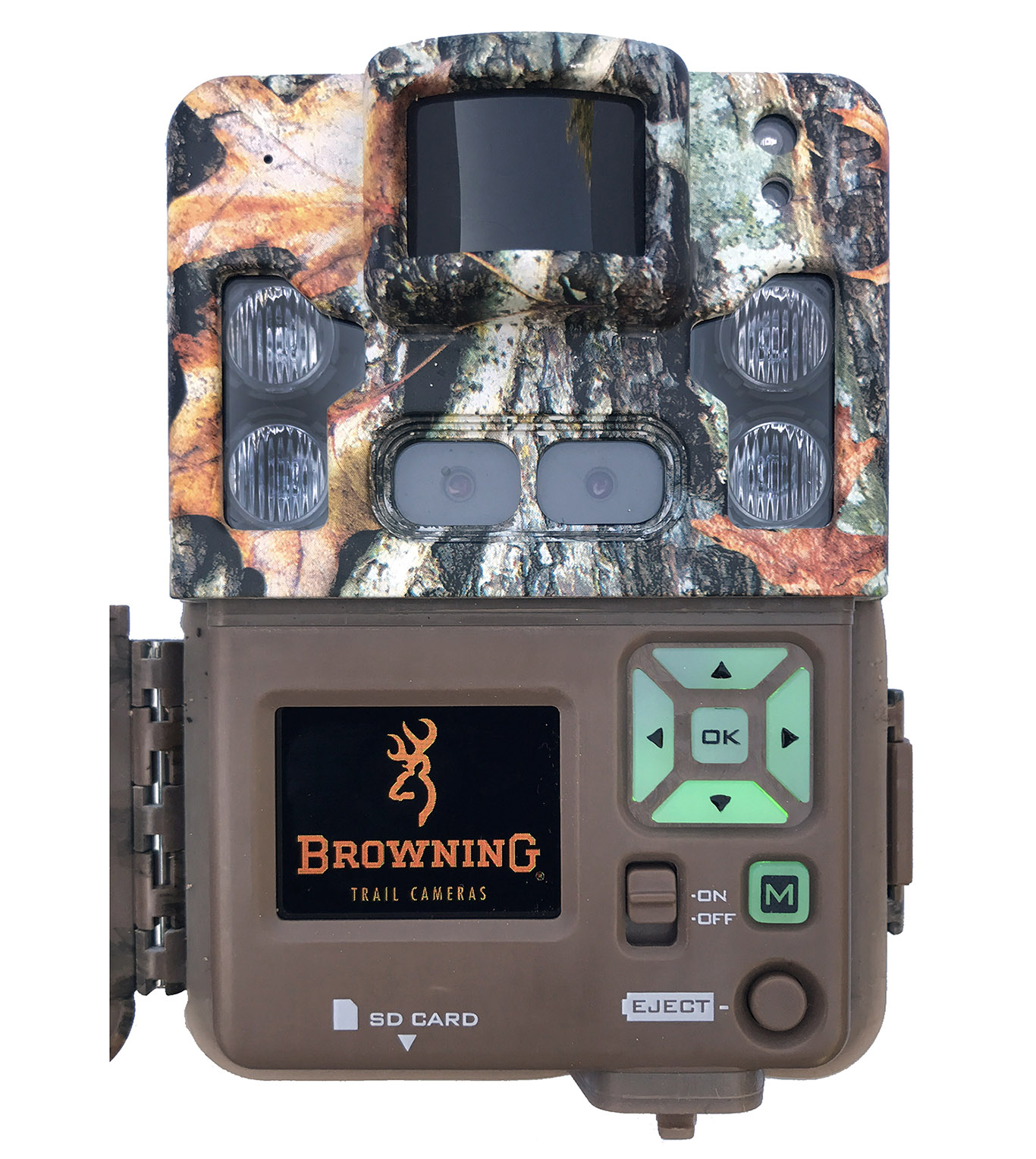 Browning Trail Cameras Strike Force Pro XD Dual Lens