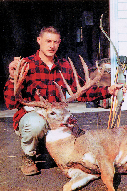 Mel-Johnson-and-His-WR-Beanfield-Buck