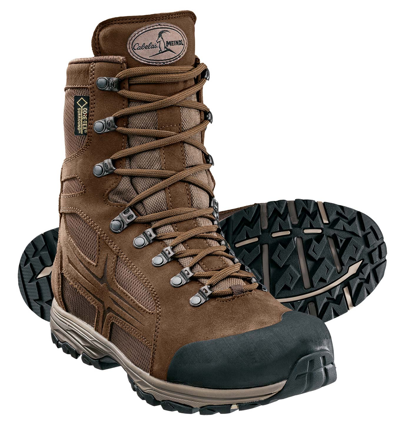 Cabela's Meindl GORE-TEX Surround Hunting Boots FDGG