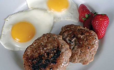 Wild Hog Apple Breakfast Sausage Recipe
