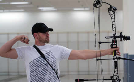 Champion archer Levi Morgan explains why you should stop worrying about your shot follow-through and how you can execute a surprise release.