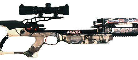After taking the crossbow world by fire last year, Ravin stepped up its game with the new-for-2018 R20. Check out our full review to learn more!