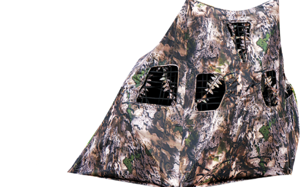 With a unique look and innovative features, NAP's Mantis series is changing up the ground blind game. See how they stood up to our field testing!